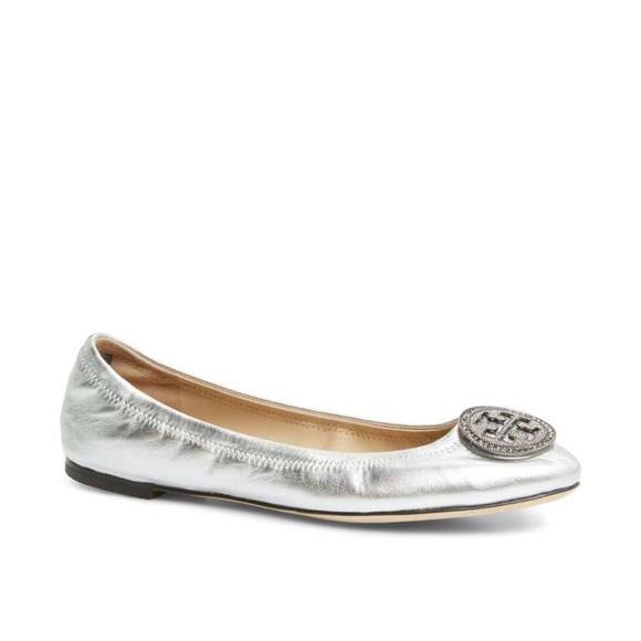 c50c26529 Tory Burch Liana Ballet Flats